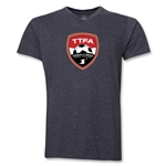 Trinidad and Tobago Men's V-Neck T-Shirt (Dark Gray)