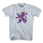Spain Leo Lion T-Shirt (Gray)