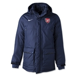 Arsenal Squad Med Fill Jacket