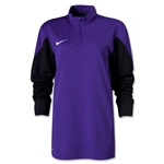 Nike Squad Long Sleeve Midlayer Top (Purple)