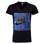 Nike CR V-Neck Top (Black)