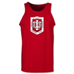 Indiana University Rugby Tank Top (Red)