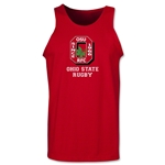 Ohio State Rugby Tank Top (Red)