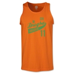 Chelsea Drogba Player Tank Top (Orange)