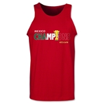 Mexico Champions Tank Top (Red)