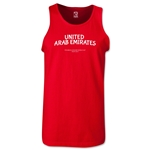 United Arab Emirates FIFA Beach World Cup 2013 Tanktop (Red)