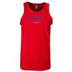 Russia FIFA Beach World Cup 2013 Tanktop (Red)