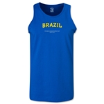 Brazil FIFA Beach World Cup 2013 Tanktop (Royal)