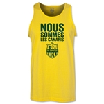 FC Nantes We Are Tank Top (Yellow)