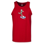 1990 FIFA World Cup Ciao Mascot Tank Top