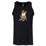 2006 FIFA World Cup Goleo VI Mascot Tank Top (Black)