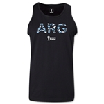 Argentina 2014 FIFA World Cup Brazil(TM) Men's Elements Tank Top (Black)