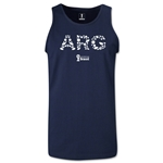 Argentina 2014 FIFA World Cup Brazil(TM) Men's Elements Tank Top (Navy)