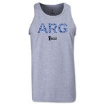 Argentina 2014 FIFA World Cup Brazil(TM) Men's Elements Tank Top (Grey)