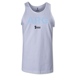 Argentina 2014 FIFA World Cup Brazil(TM) Men's Elements Tank Top (White)