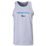 Argentina 2014 FIFA World Cup Brazil(TM) Men's Palm Tank Top (Ash)
