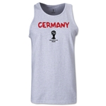 Germany 2014 FIFA World Cup Brazil(TM) Men's Core Tank Top (Ash)