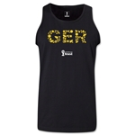 Germany 2014 FIFA World Cup Brazil(TM) Men's Elements Tank Top (Black)