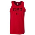 Germany 2014 FIFA World Cup Brazil(TM) Men's Elements Tank Top (Red)