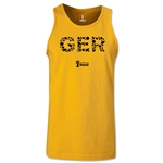 Germany 2014 FIFA World Cup Brazil(TM) Men's Elements Tank Top (Gold)