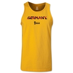 Germany 2014 FIFA World Cup Brazil(TM) Men's Palm Tank Top (Gold)