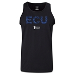 Ecuador 2014 FIFA World Cup Brazil(TM) Men's Elements Tank Top (Black)