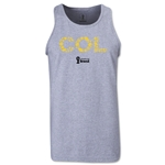 Colombia 2014 FIFA World Cup Brazil(TM) Men's Elements Tank Top (Grey)