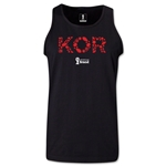 South Korea 2014 FIFA World Cup Brazil(TM) Men's Elements Tank Top (Black)