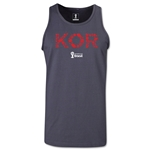 South Korea 2014 FIFA World Cup Brazil(TM) Men's Elements Tank Top (Dark Grey)