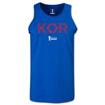 South Korea 2014 FIFA World Cup Brazil(TM) Men's Elements Tank Top (Royal)