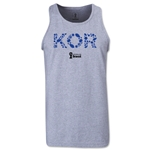 South Korea 2014 FIFA World Cup Brazil(TM) Men's Elements Tank Top (Grey)