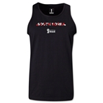 South Korea 2014 FIFA World Cup Brazil(TM) Men's Palm Tank Top (Black)