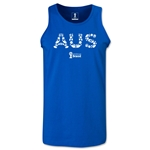 Australia 2014 FIFA World Cup Brazil(TM) Men's Elements Tank Top (Royal