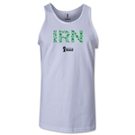 Iran 2014 FIFA World Cup Brazil(TM) Men's Elements Tank Top (White)