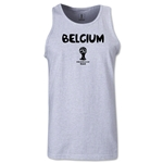 Belgium 2014 FIFA World Cup Brazil(TM) Men's Core Tank Top (Ash)