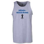 Bosnia-Herzegovina 2014 FIFA World Cup Brazil(TM) Men's Core Tank Top (Grey)