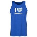 I Heart Honduras 2014 FIFA World Cup Brazil(TM) Men's Tank Top (Royal)