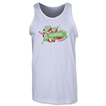 Algeria 2014 FIFA World Cup Brazil(TM) Men's Celebration Tank Top (White)