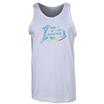 Argentina 2014 FIFA World Cup Brazil(TM) Men's Celebration Tank Top (White)