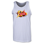 Belgium 2014 FIFA World Cup Brazil(TM) Men's Celebration Tank Top (White)