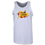 Colombia 2014 FIFA World Cup Brazil(TM) Men's Celebration Tank Top (White)