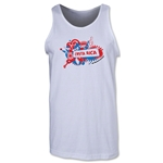 Costa Rica 2014 FIFA World Cup Brazil(TM) Men's Celebration Tank Top (White)