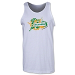 Cote d'Ivoire 2014 FIFA World Cup Brazil(TM) Men's Celebration Tank Top (White)