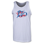 Italy 2014 FIFA World Cup Brazil(TM) Men's Celebration Tank Top (White)