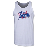 Japan 2014 FIFA World Cup Brazil(TM) Men's Celebration Tank Top (White)