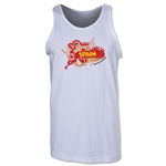 Spain 2014 FIFA World Cup Brazil(TM) Men's Celebration Tank Top (White)