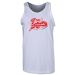 Switzerland 2014 FIFA World Cup Brazil(TM) Men's Celebration Tank Top (White)