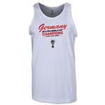 Germany 2014 FIFA World Cup Brazil(TM) Men's Champions Tank Top (White)
