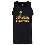 Germany 2014 FIFA World Cup Brazil(TM) Men's Champions Trophy Tank Top (Black)