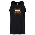 Germany 2014 FIFA World Cup Brazil(TM) Men's Champions 14 Tank Top (Black)